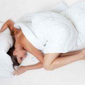 Osteopathie meilleure position pour dormir