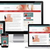 Creation de site web pour osteopathe