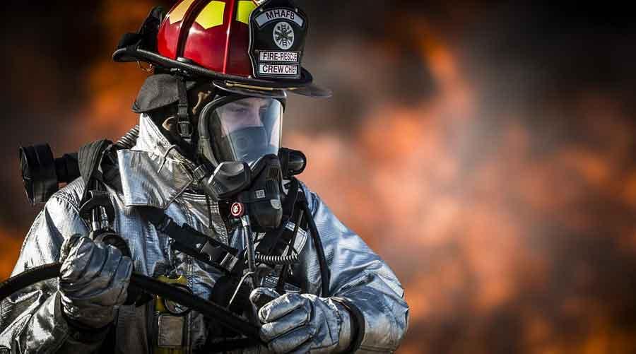 Osteopathie au service du pompier