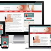 Creation de site web pour osteopathe
